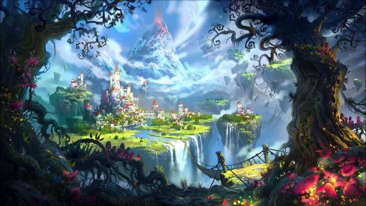 ambientazione fantasy