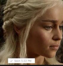 daenerys seen