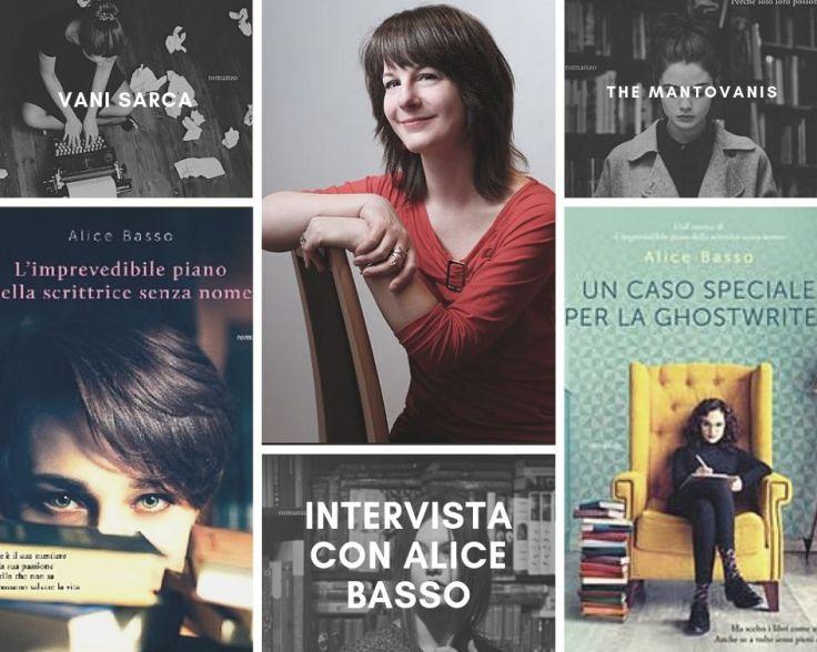 Intervista con Alice Basso