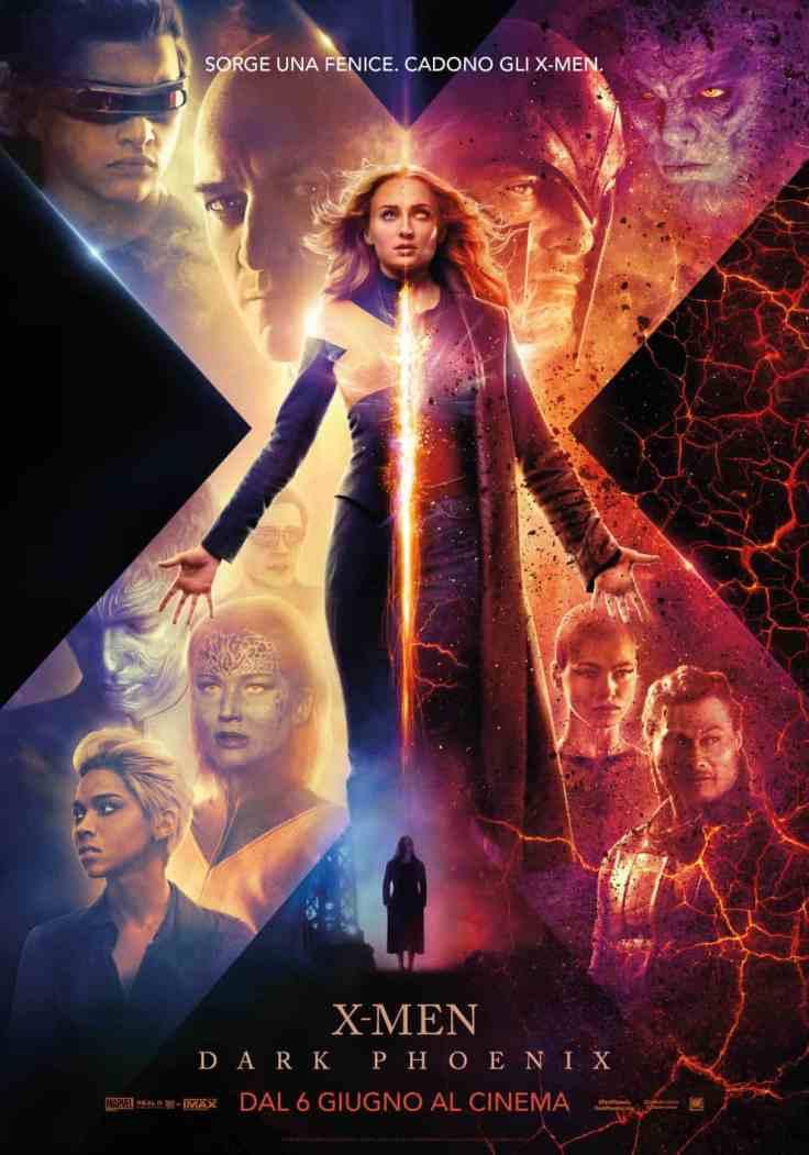 X-Men-Dark-Phoenix-Locandina-1