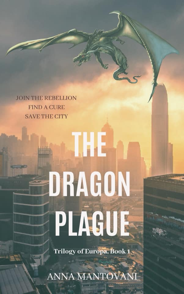 the dragon plague cover
